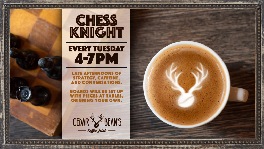 Chess Knight - Every Tuesday