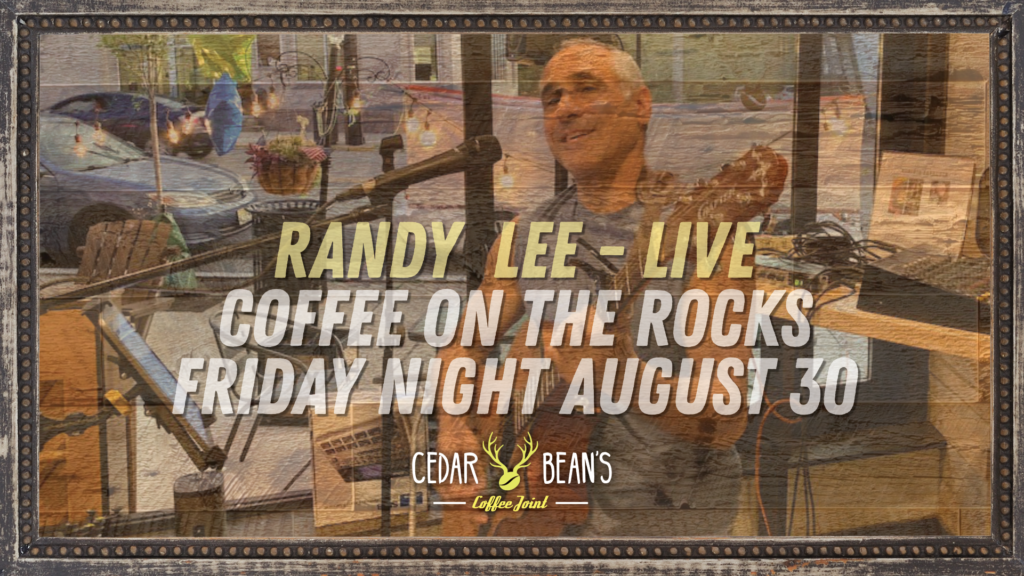 Randy Lee & Friends Friday Night Live - August 30th