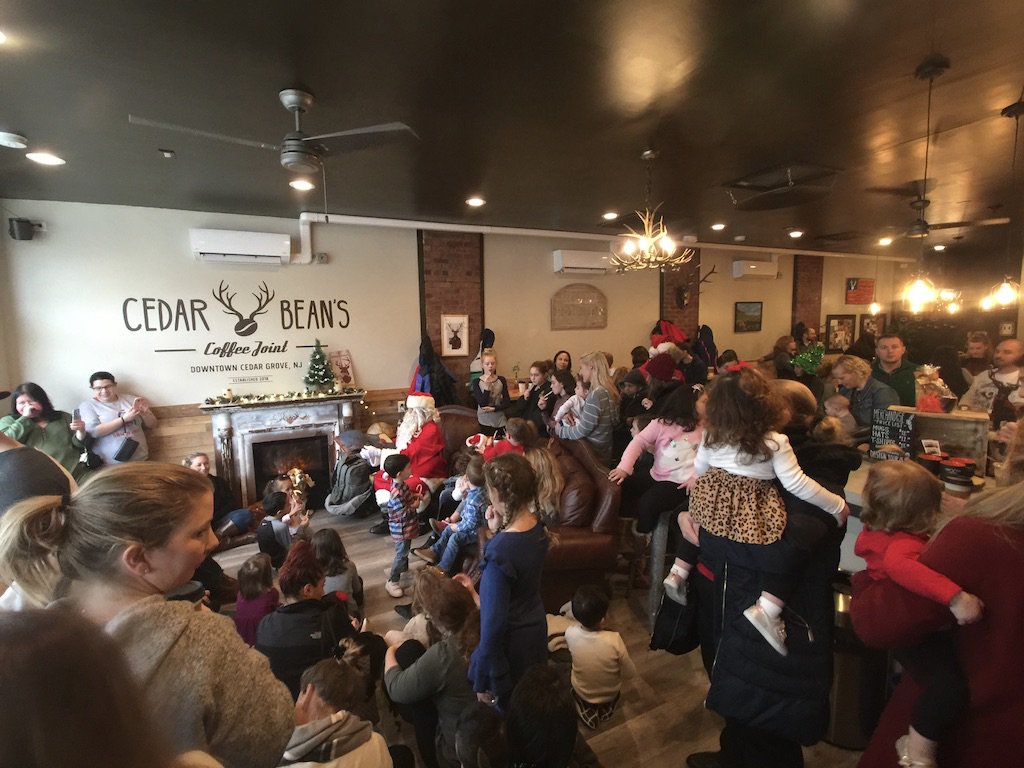 December 15th - 2nd Annual Storytime with Santa!